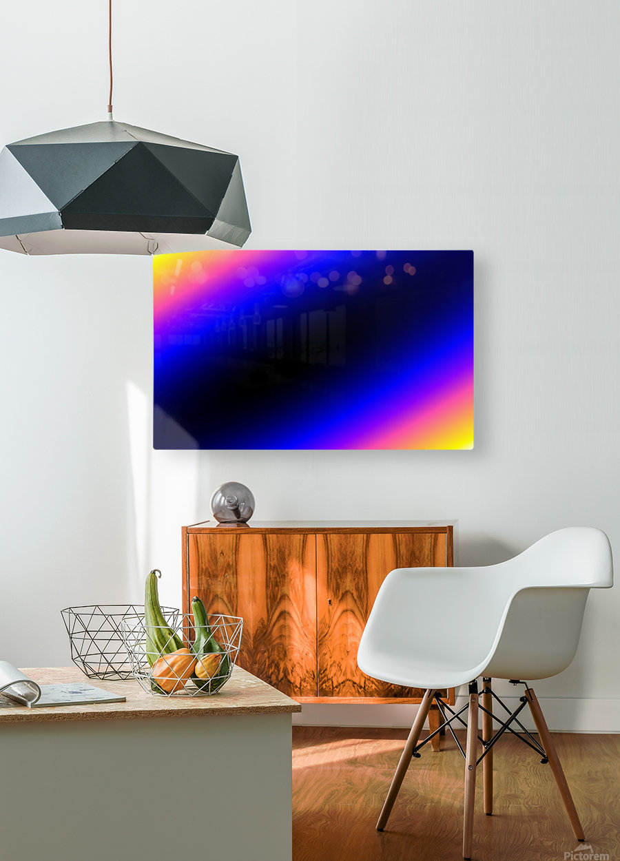 New Popular Beautiful Patterns Cool Design Best Abstract Art (5)  HD Metal print with Floating Frame on Back