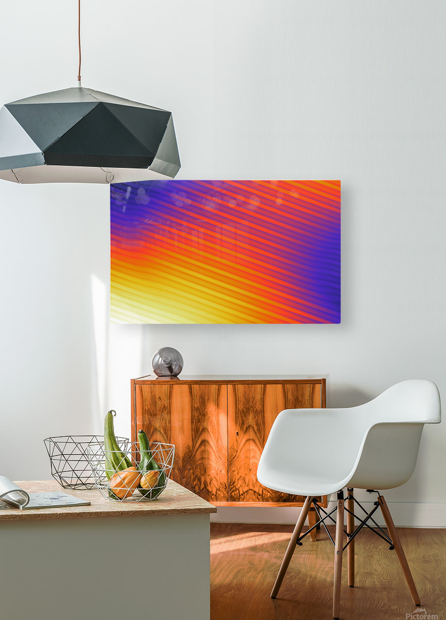 New Popular Beautiful Patterns Cool Design Best Abstract Art (105)  HD Metal print with Floating Frame on Back