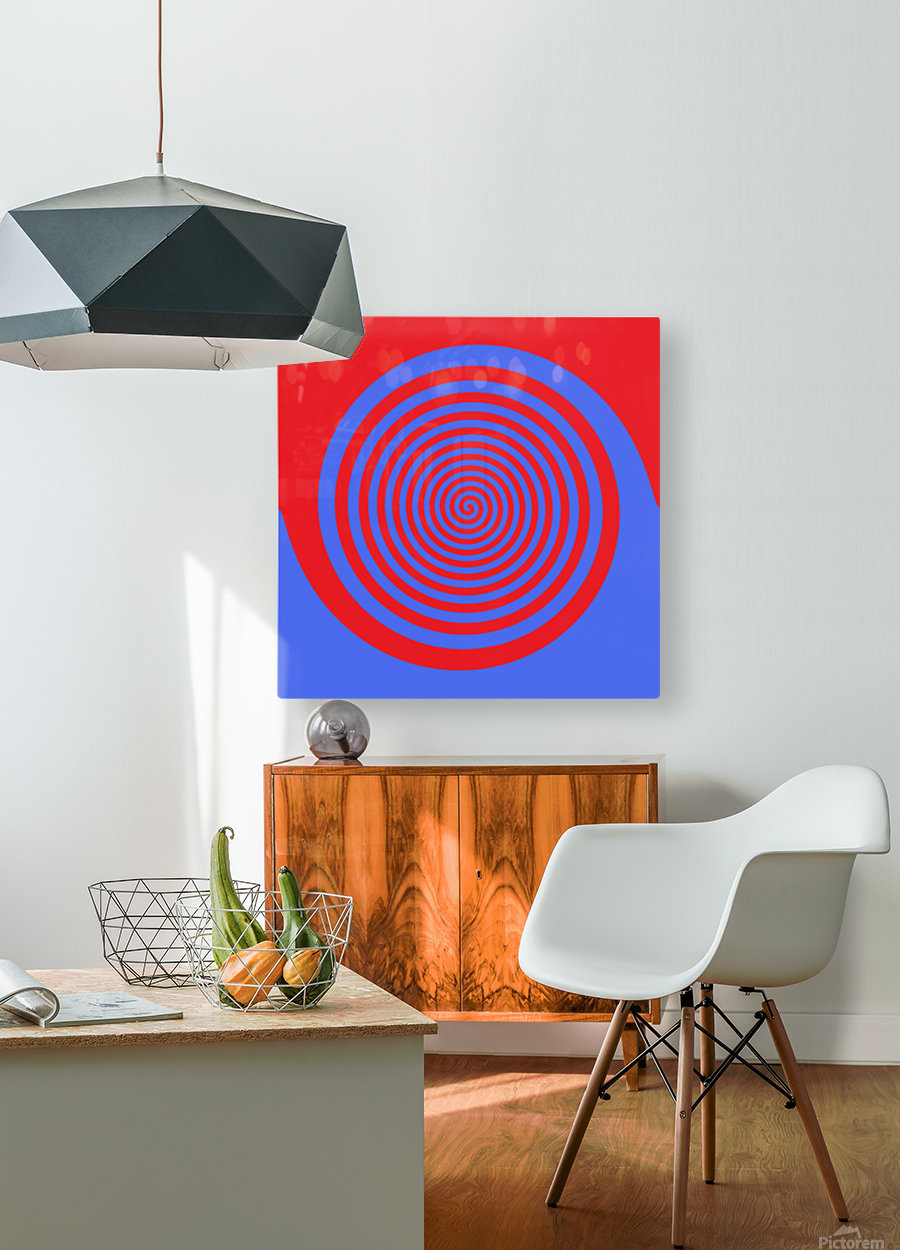 This is a beautiful design with great color, shape, line, texture, space and value.  (21)  HD Metal print with Floating Frame on Back