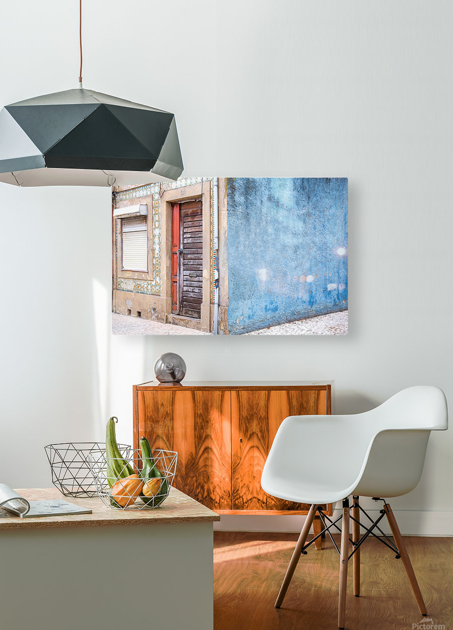 Aveiro  Portugal 19  HD Metal print with Floating Frame on Back