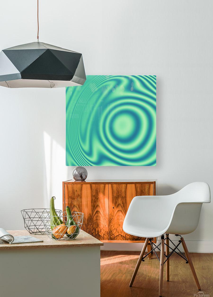 Cool Design (79)  HD Metal print with Floating Frame on Back