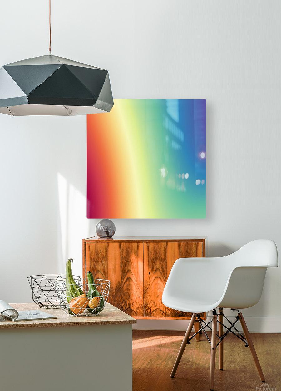 Cool Design (55)  HD Metal print with Floating Frame on Back