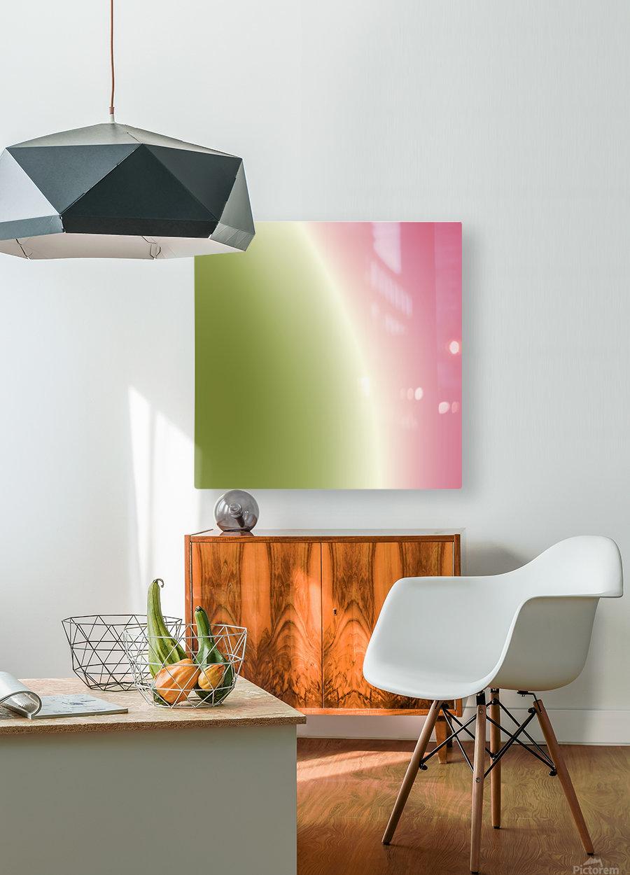 Cool Design (62)  HD Metal print with Floating Frame on Back