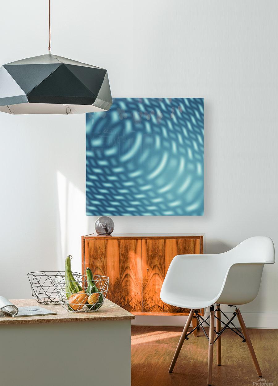 Cool Design (7)  HD Metal print with Floating Frame on Back