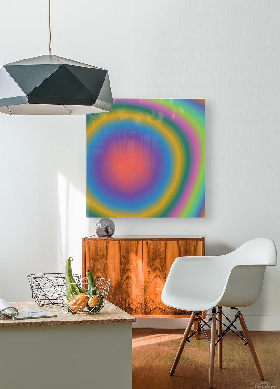 Cool Design (69)  HD Metal print with Floating Frame on Back