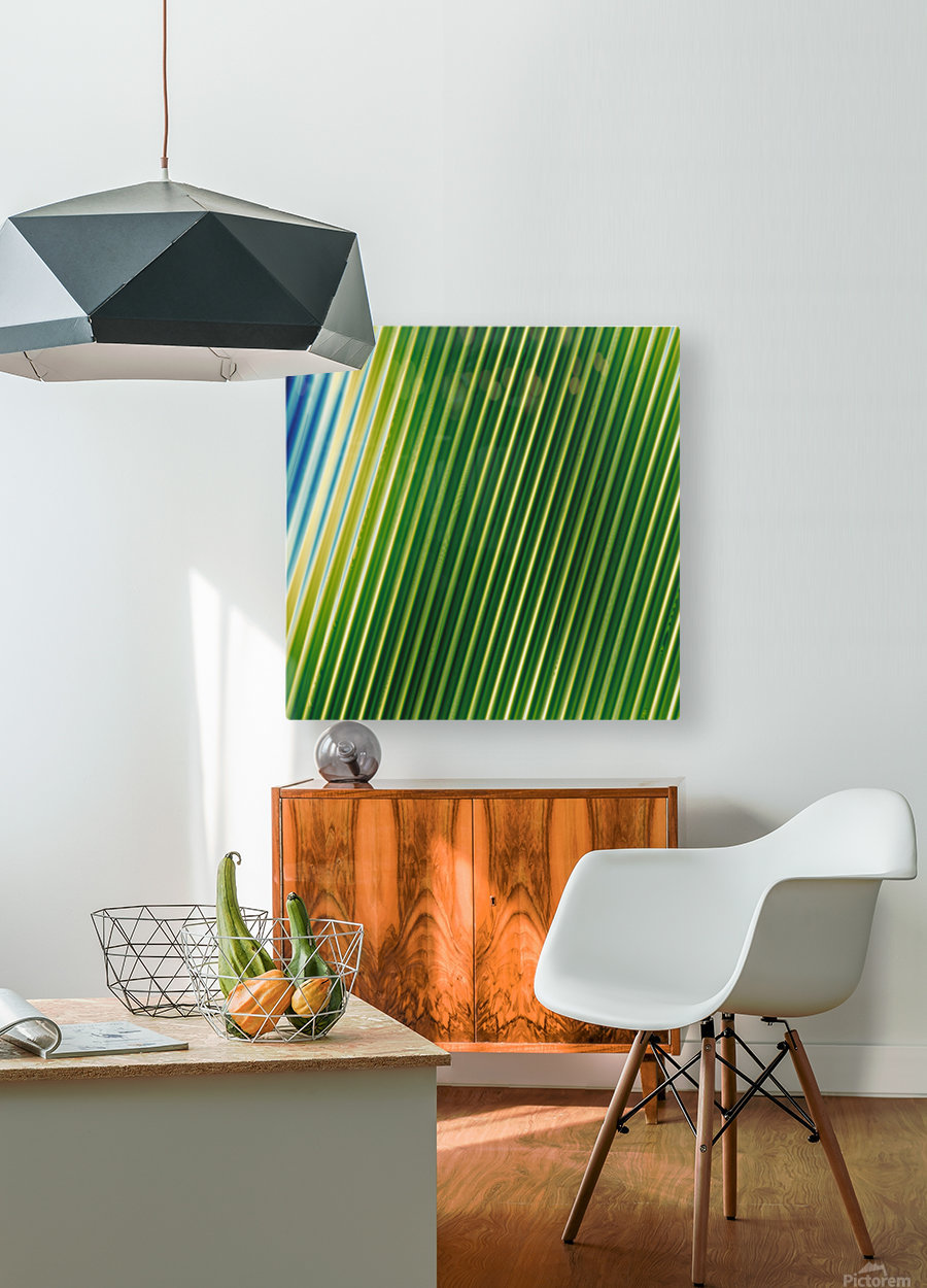 Cool Design (42)  HD Metal print with Floating Frame on Back