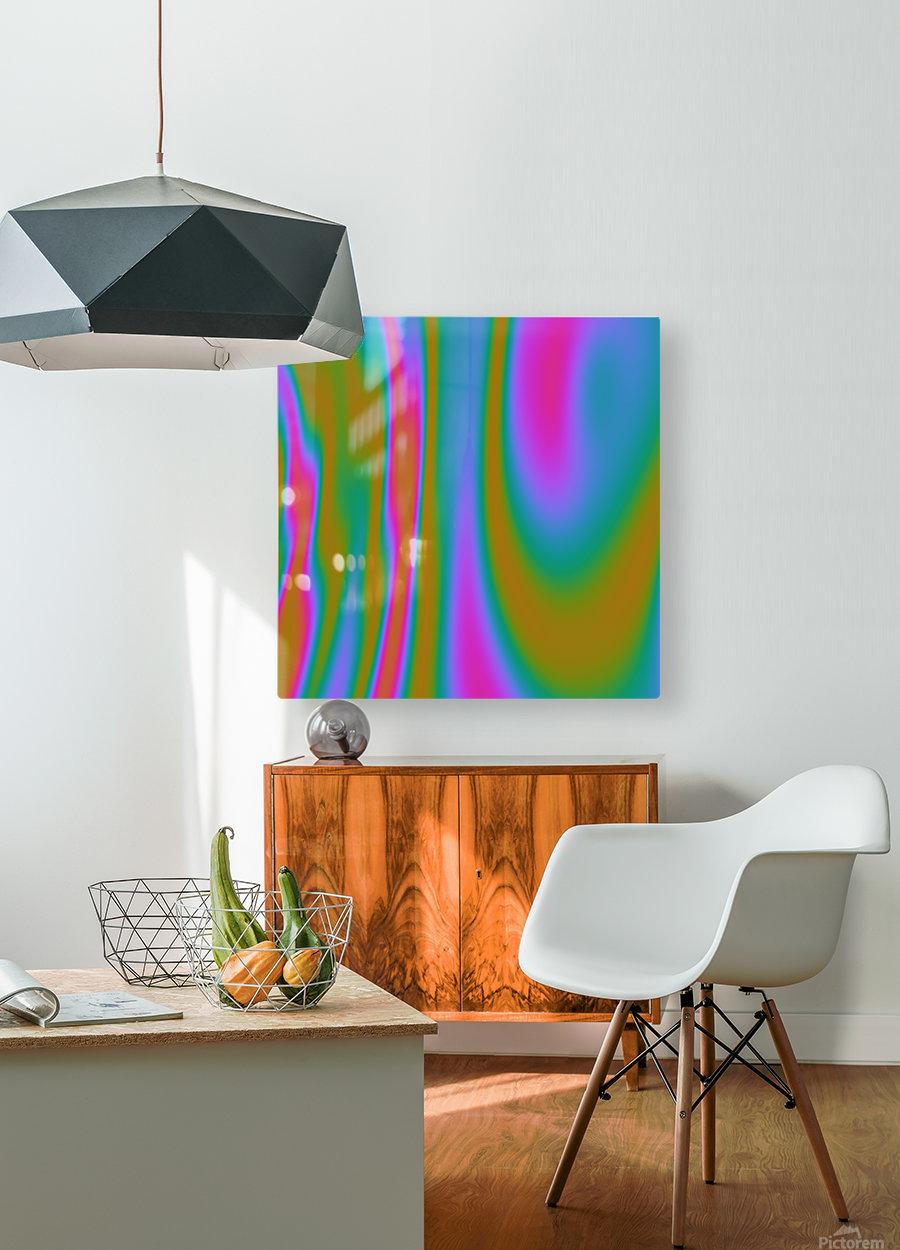 COOL DESIGN  (66)  HD Metal print with Floating Frame on Back