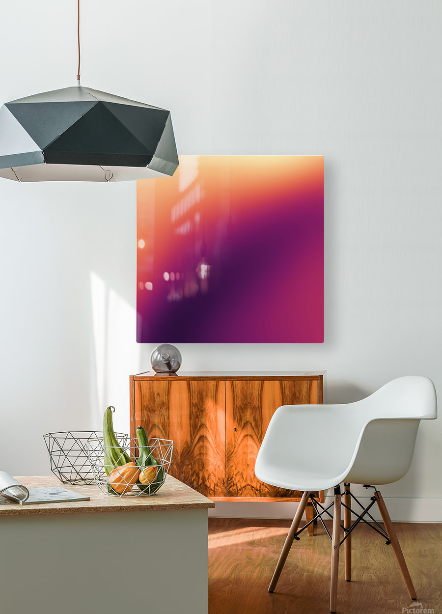 COOL DESIGN  (95)  HD Metal print with Floating Frame on Back