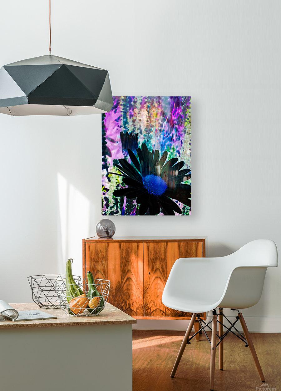 Pranadanda   HD Metal print with Floating Frame on Back