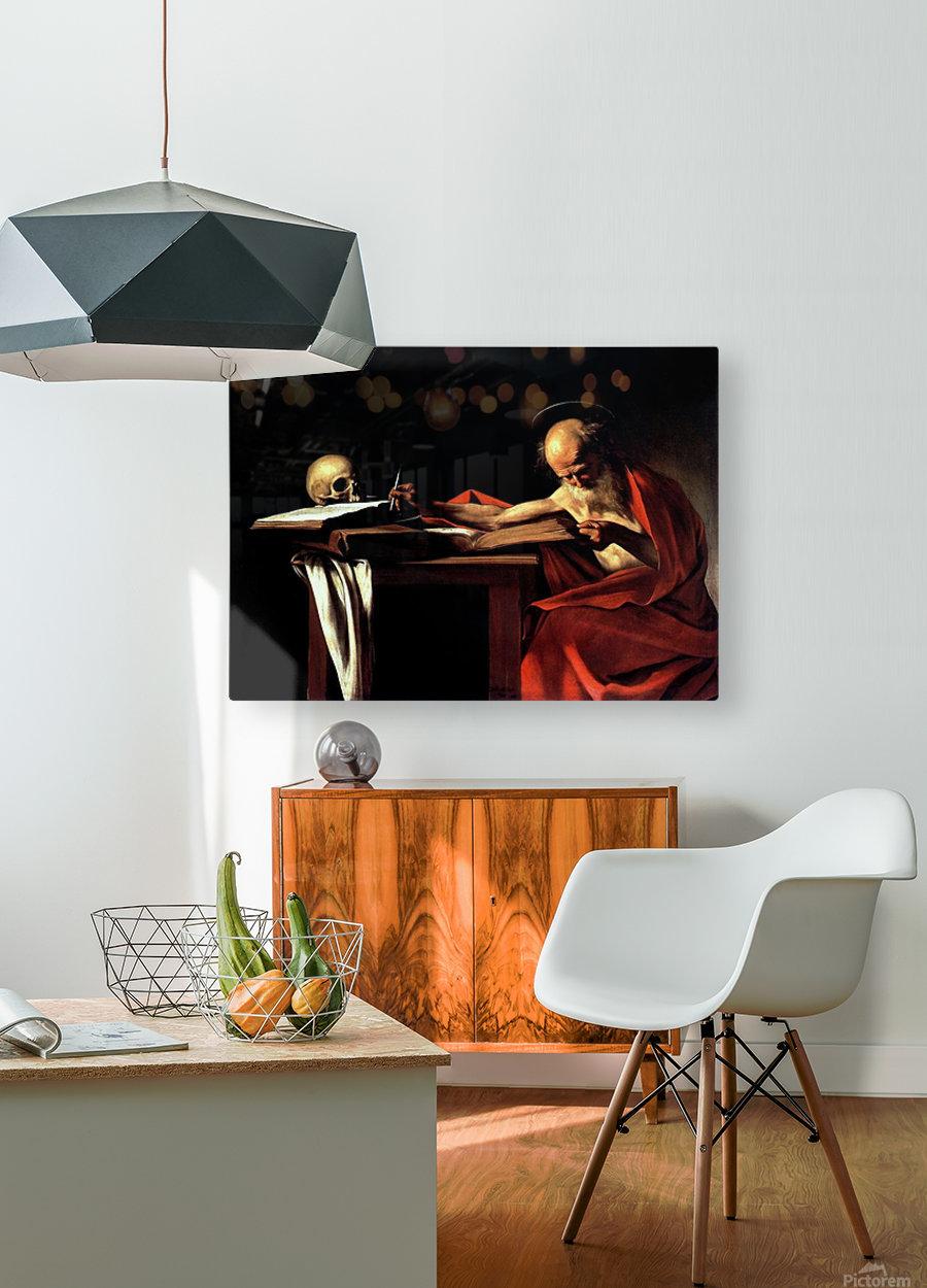 San Gerolamo  HD Metal print with Floating Frame on Back