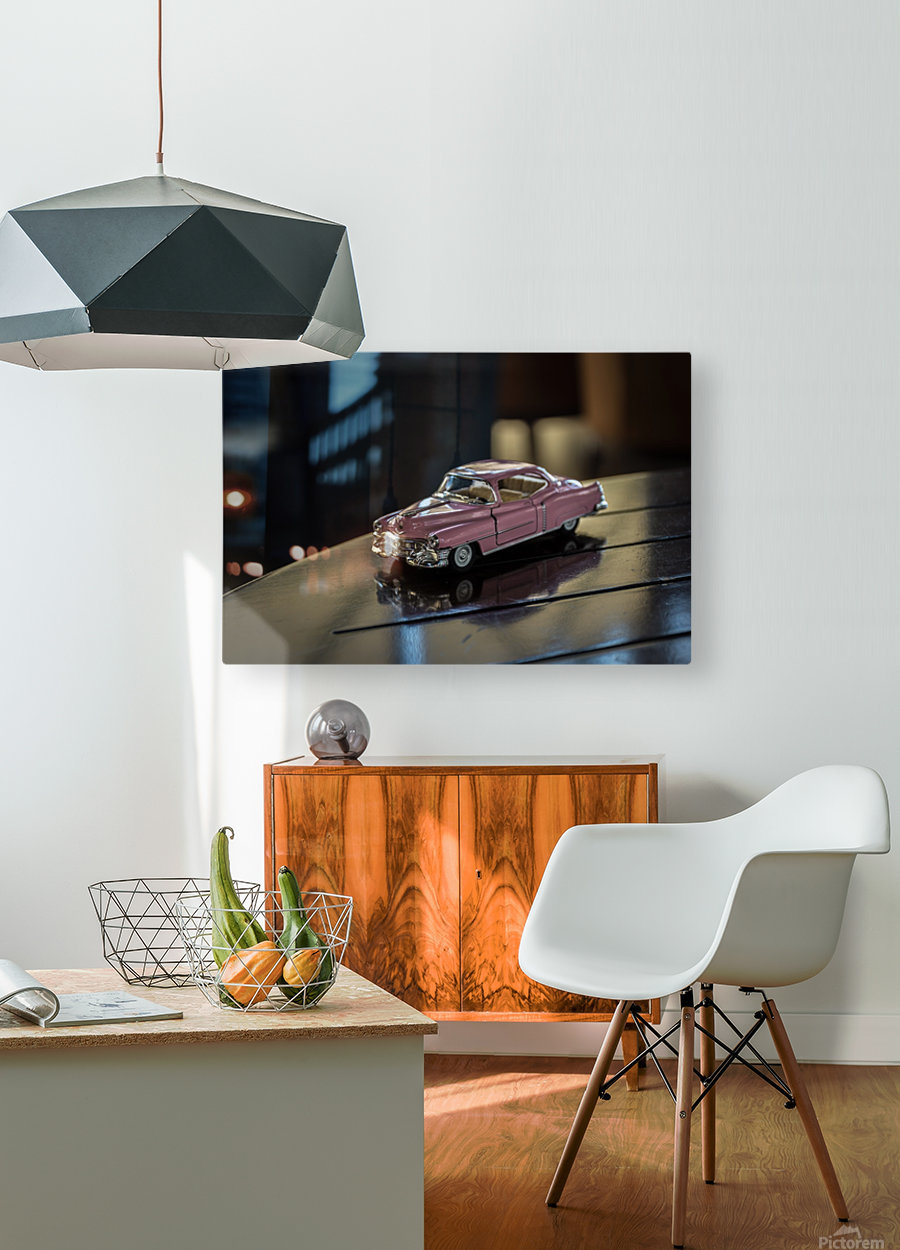 AZY_5255  HD Metal print with Floating Frame on Back