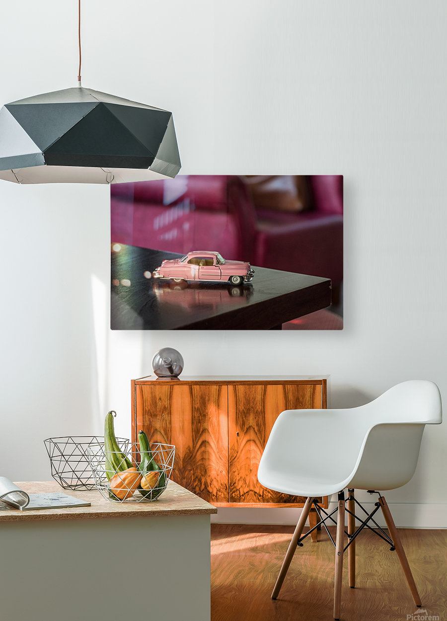 AZY_5275  HD Metal print with Floating Frame on Back