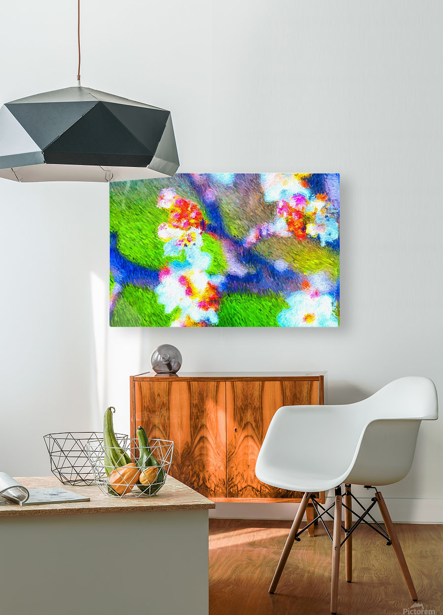 High On the Branch   HD Metal print with Floating Frame on Back