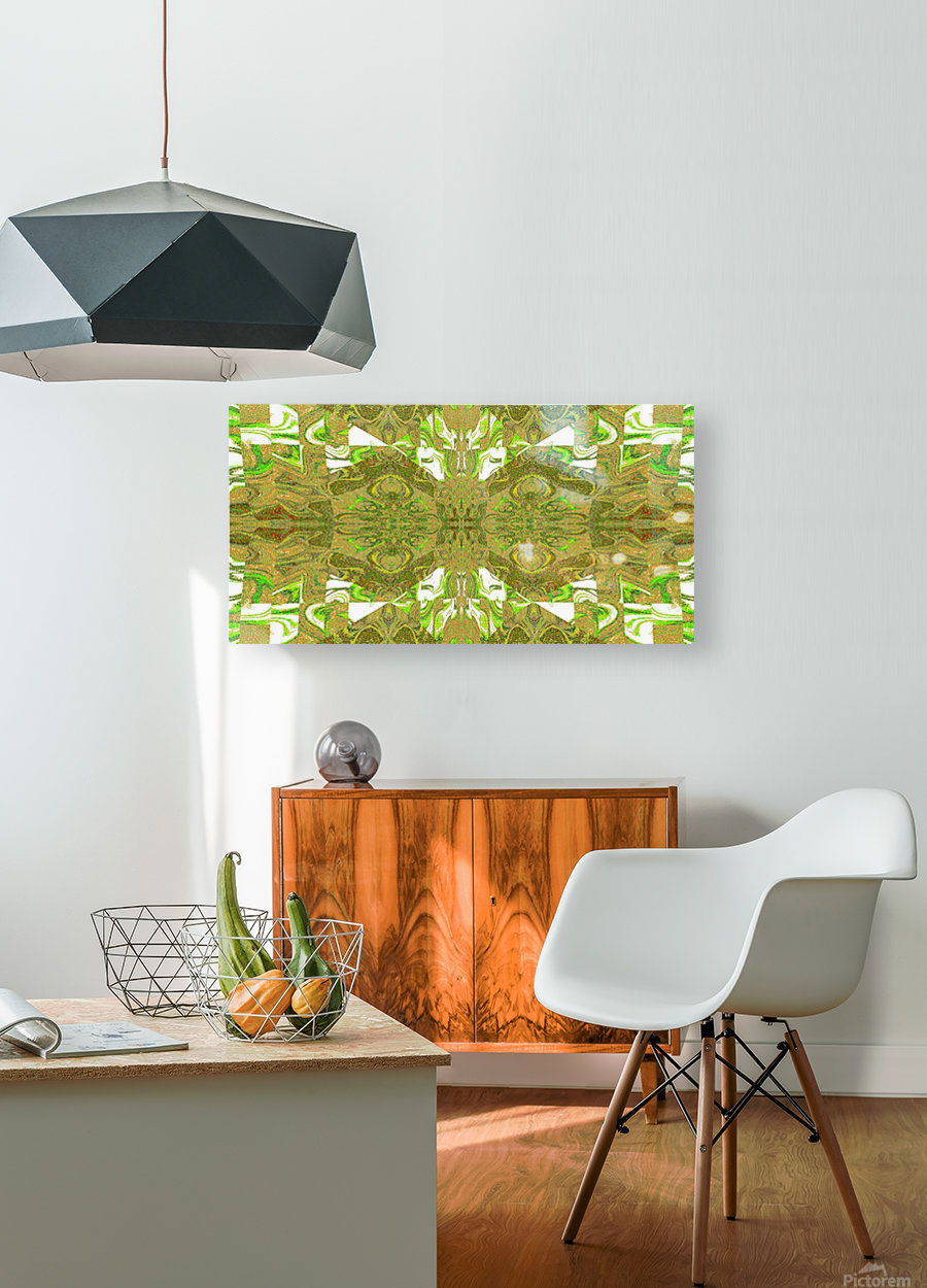 Butterfly in Flight 5  HD Metal print with Floating Frame on Back