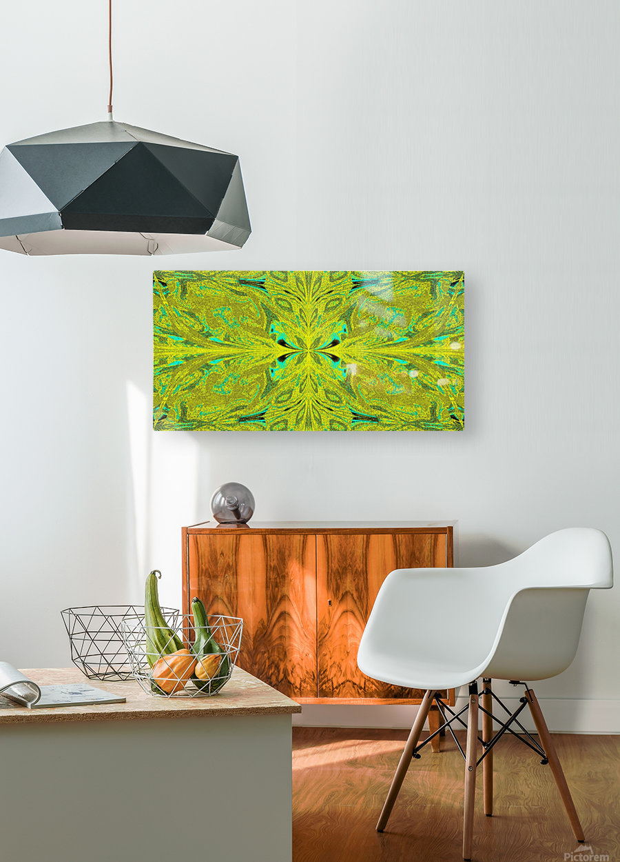 Butterfly of the Wind 4  HD Metal print with Floating Frame on Back