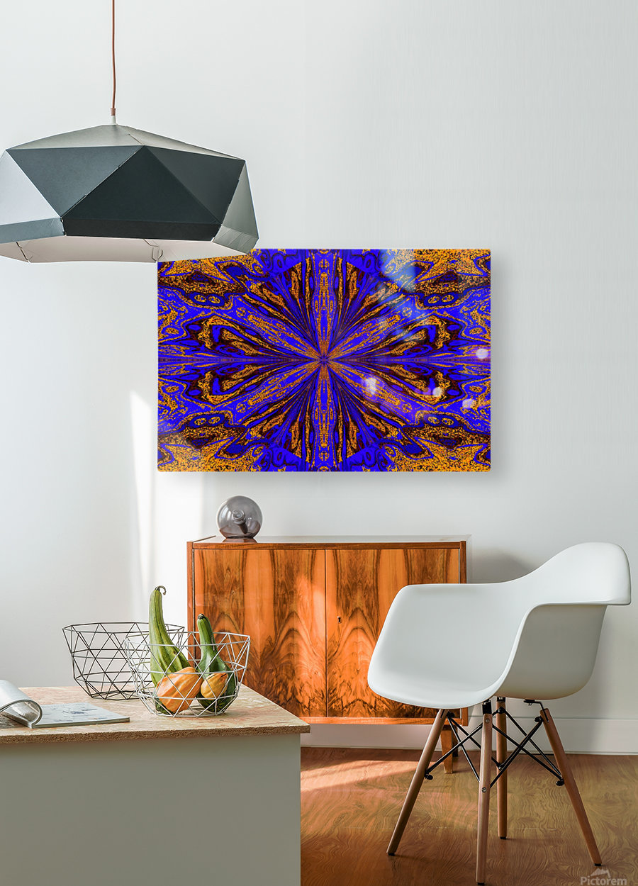 Wild Lillies 6  HD Metal print with Floating Frame on Back