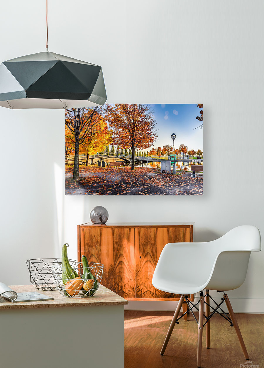 _TEL6354 Edit  HD Metal print with Floating Frame on Back