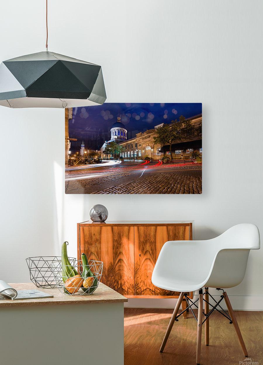 _TEL5319 Edit  HD Metal print with Floating Frame on Back