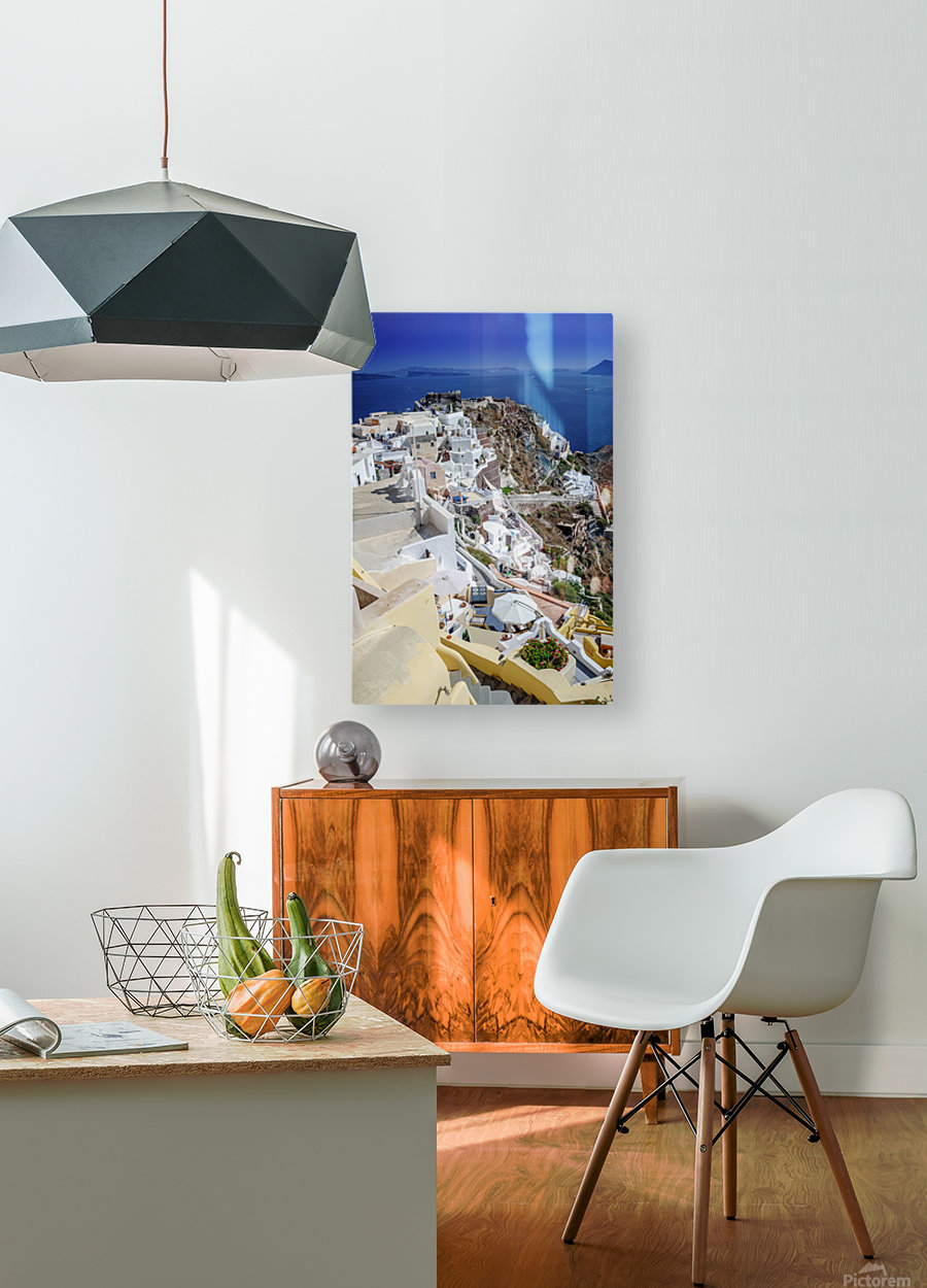 _TEL4087  HD Metal print with Floating Frame on Back