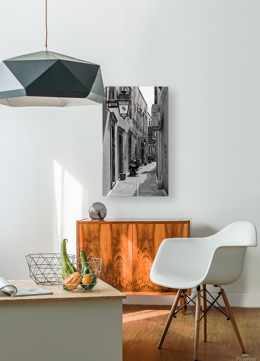 _TEL3761 Edit  HD Metal print with Floating Frame on Back