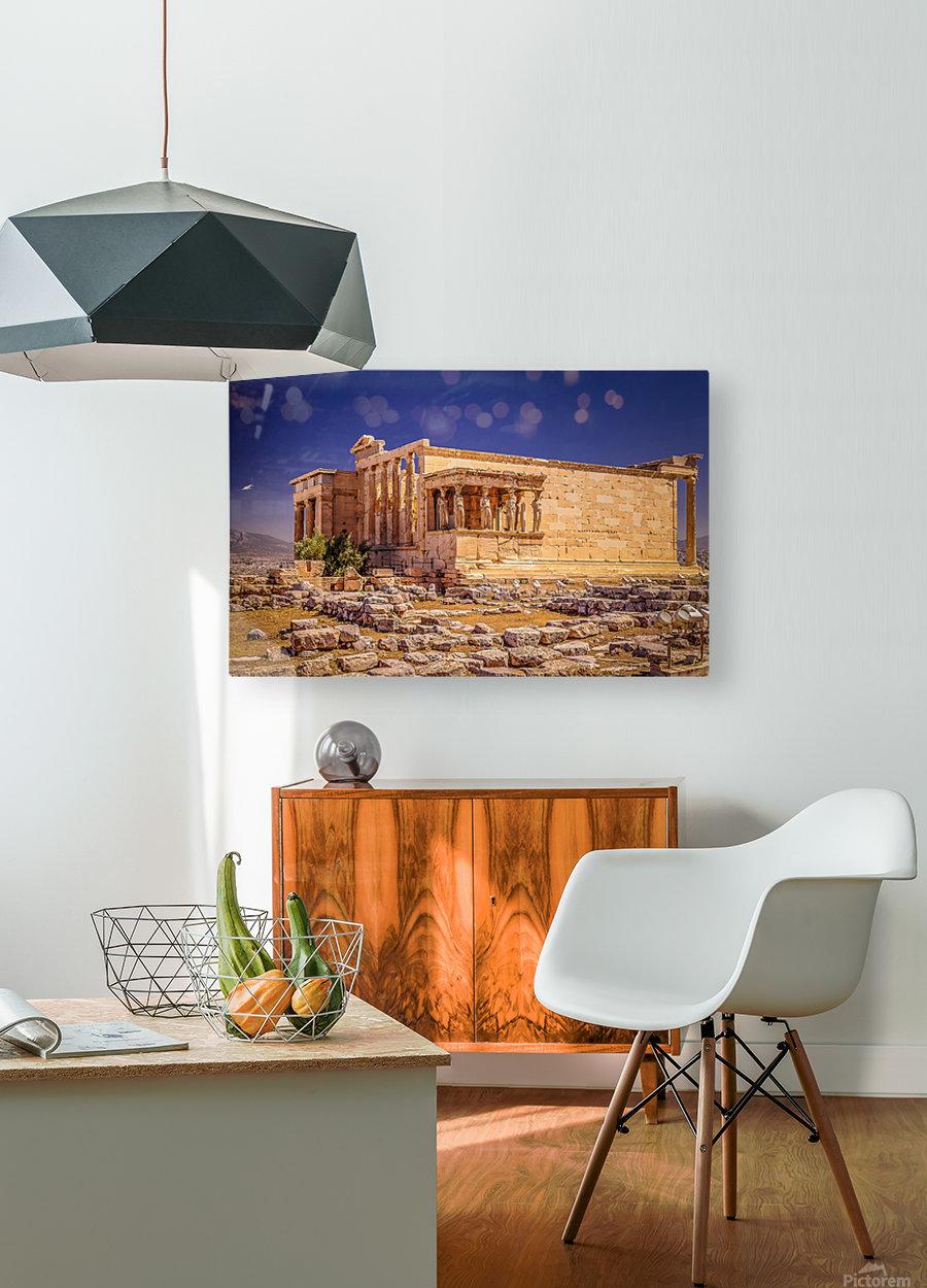 _TEL2780 Edit  HD Metal print with Floating Frame on Back