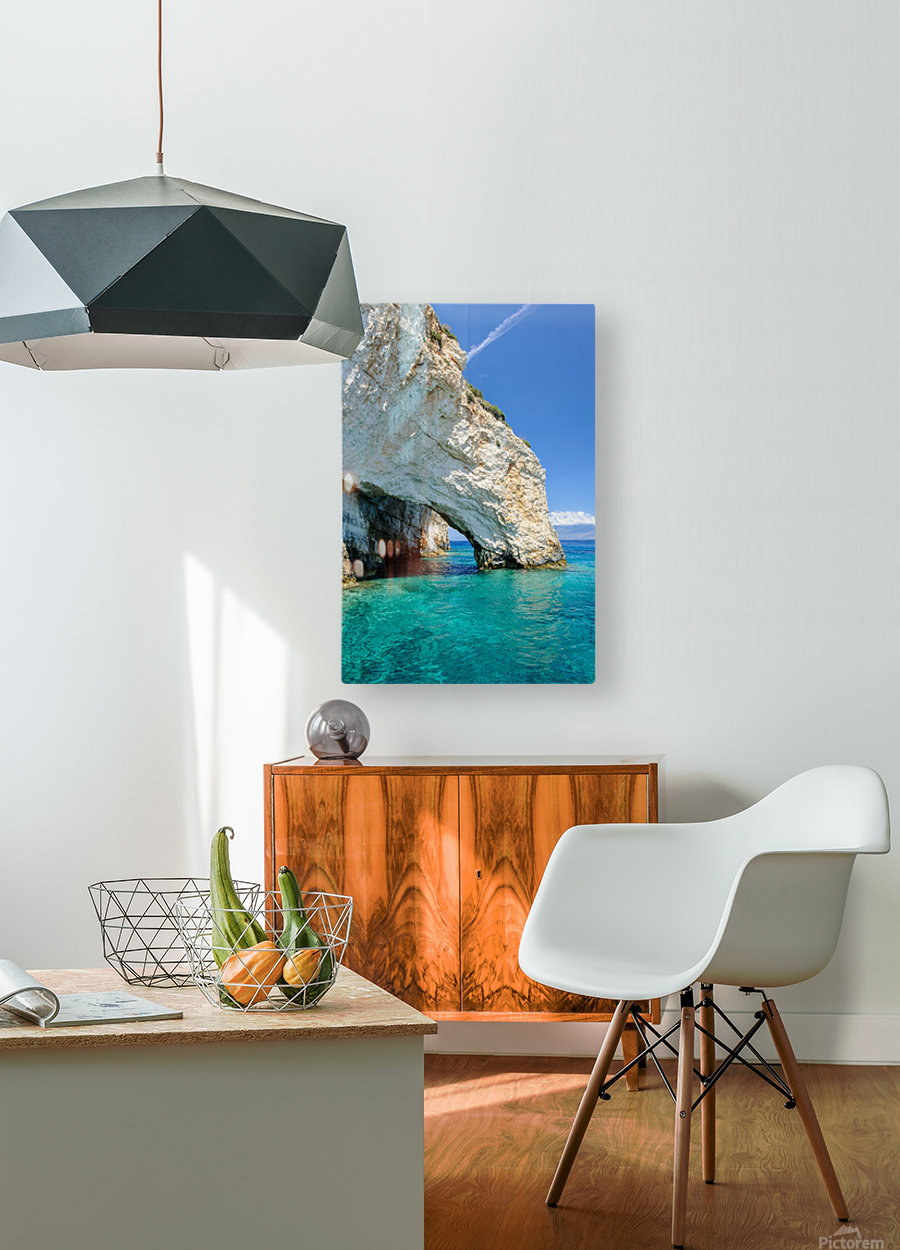 _TEL3325  HD Metal print with Floating Frame on Back