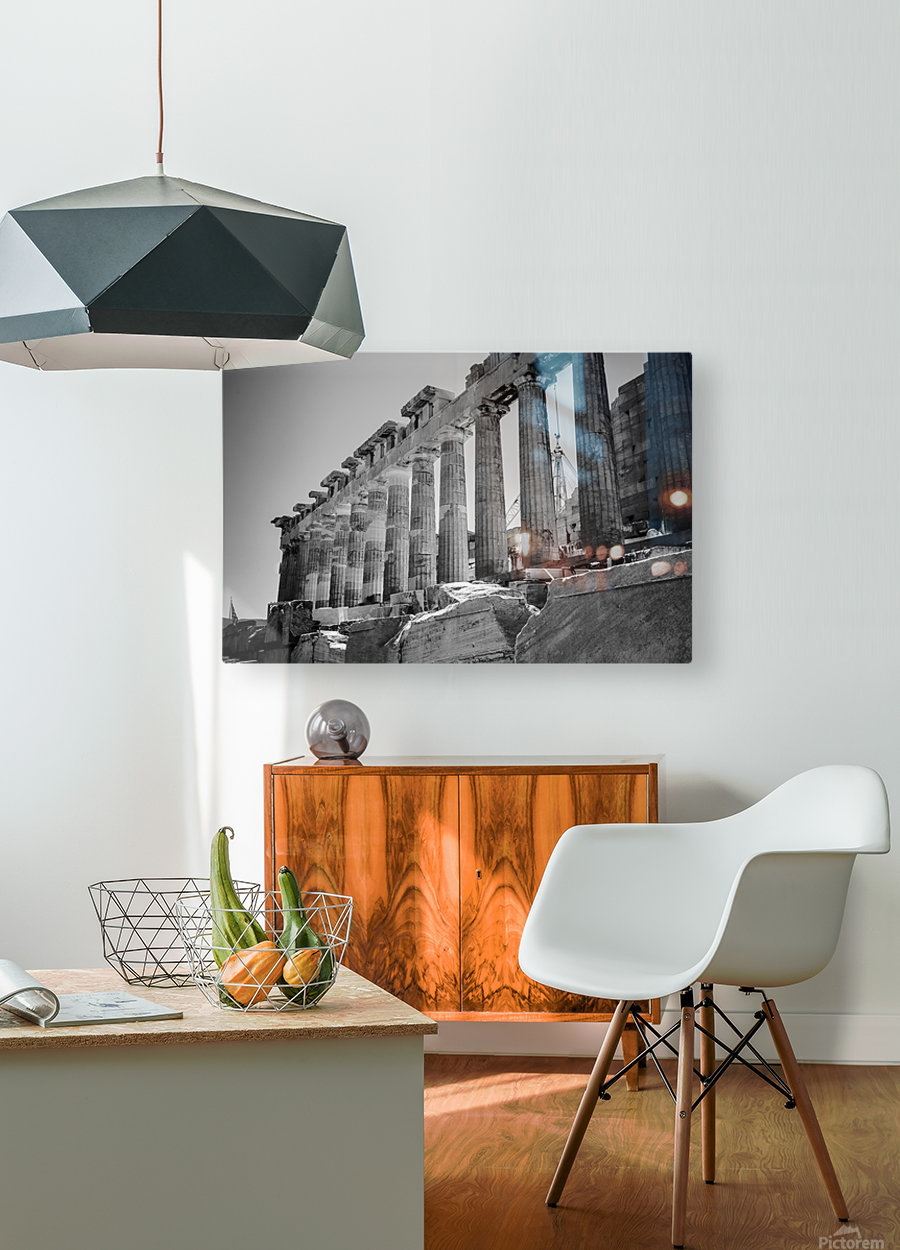 _TEL2777  HD Metal print with Floating Frame on Back