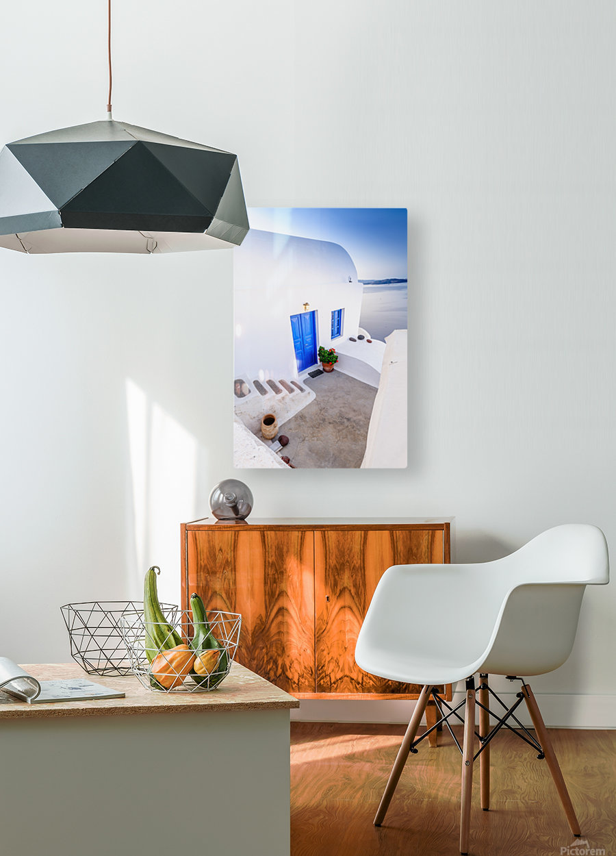 _TEL4429  HD Metal print with Floating Frame on Back
