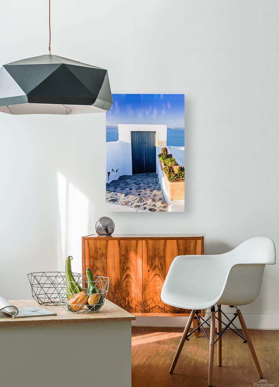 _TEL4997  HD Metal print with Floating Frame on Back