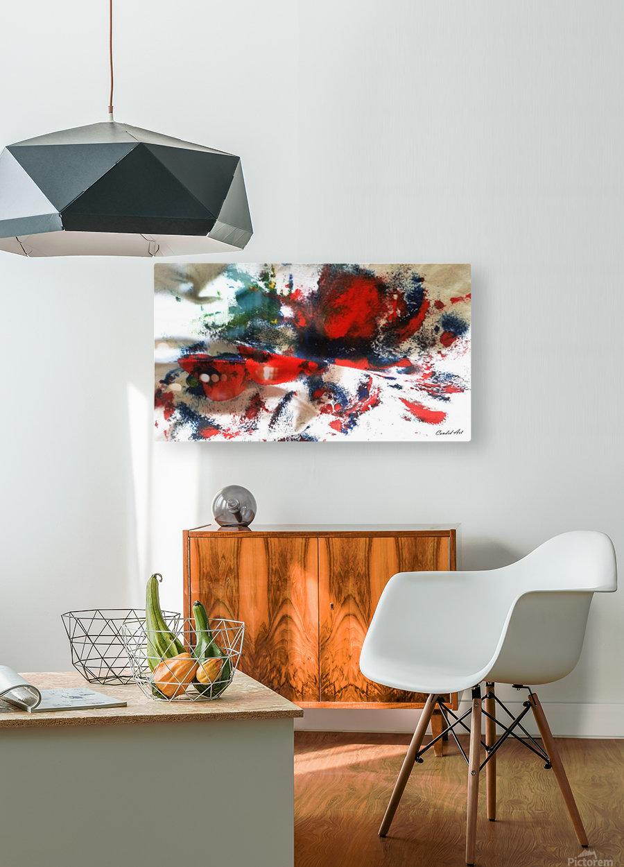 Bowled Fruit 2019 211  HD Metal print with Floating Frame on Back