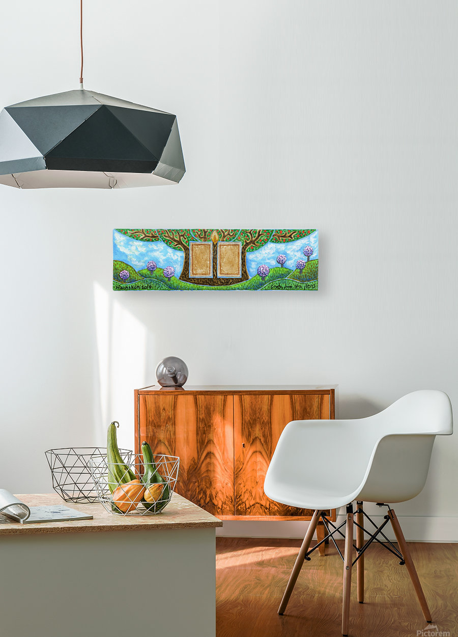 2019 019  HD Metal print with Floating Frame on Back