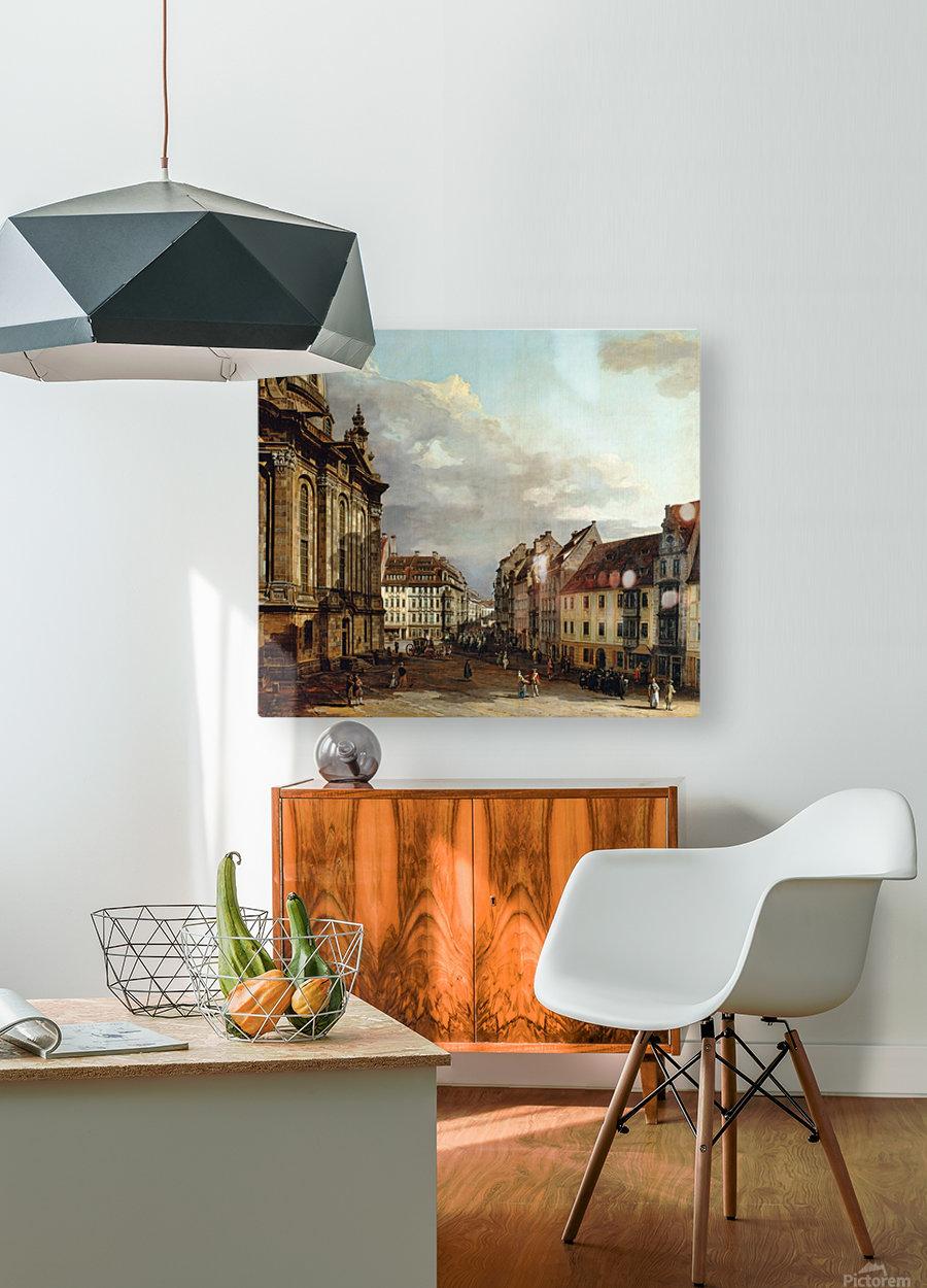 Staatliche Kunstsammlungen Dresden  HD Metal print with Floating Frame on Back