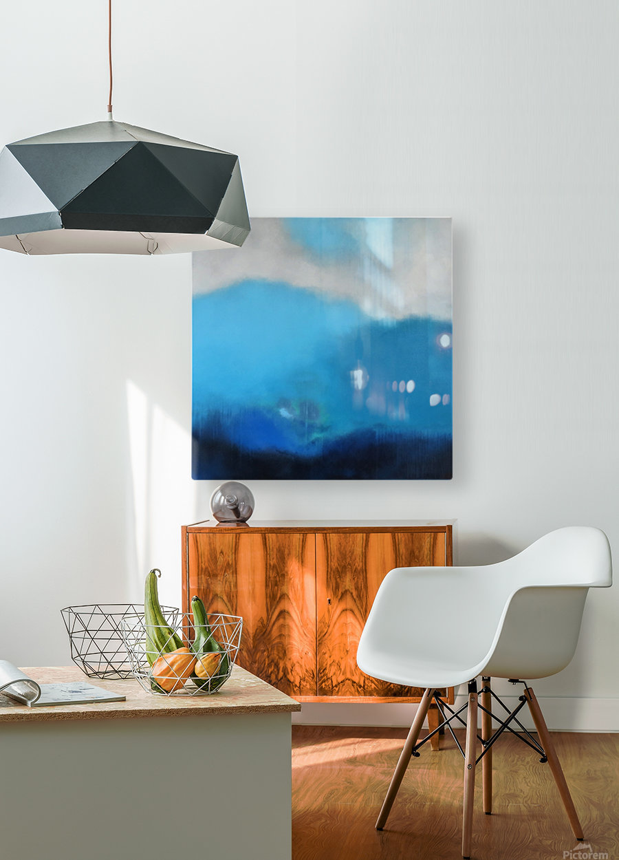 Moment of Clarity III  HD Metal print with Floating Frame on Back