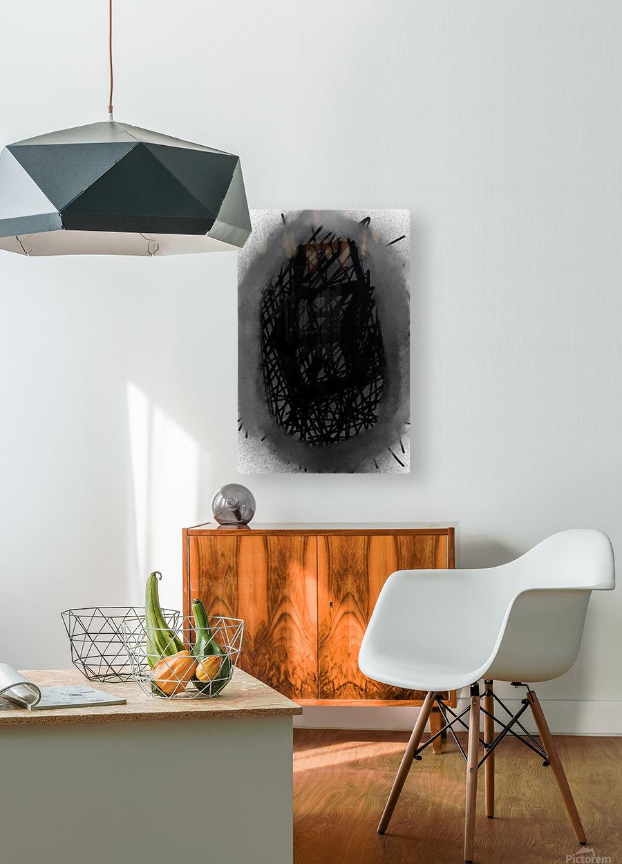 balance   HD Metal print with Floating Frame on Back
