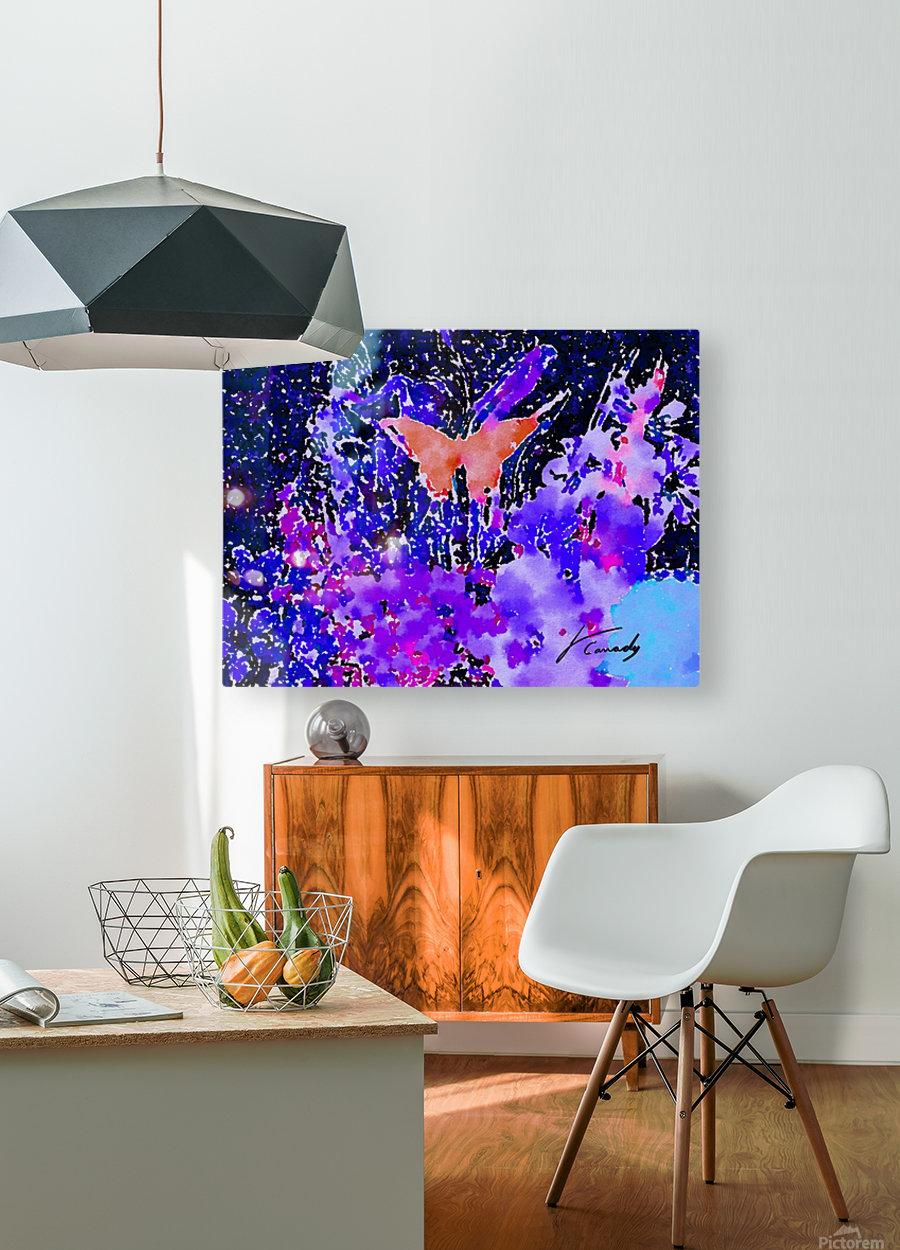 145B17D5 4AA2 42E9 A55D 53E28065F4BC  HD Metal print with Floating Frame on Back