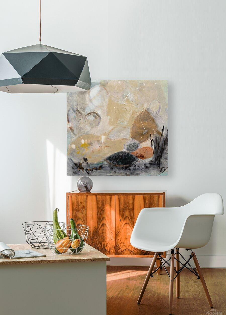 Sedona  HD Metal print with Floating Frame on Back
