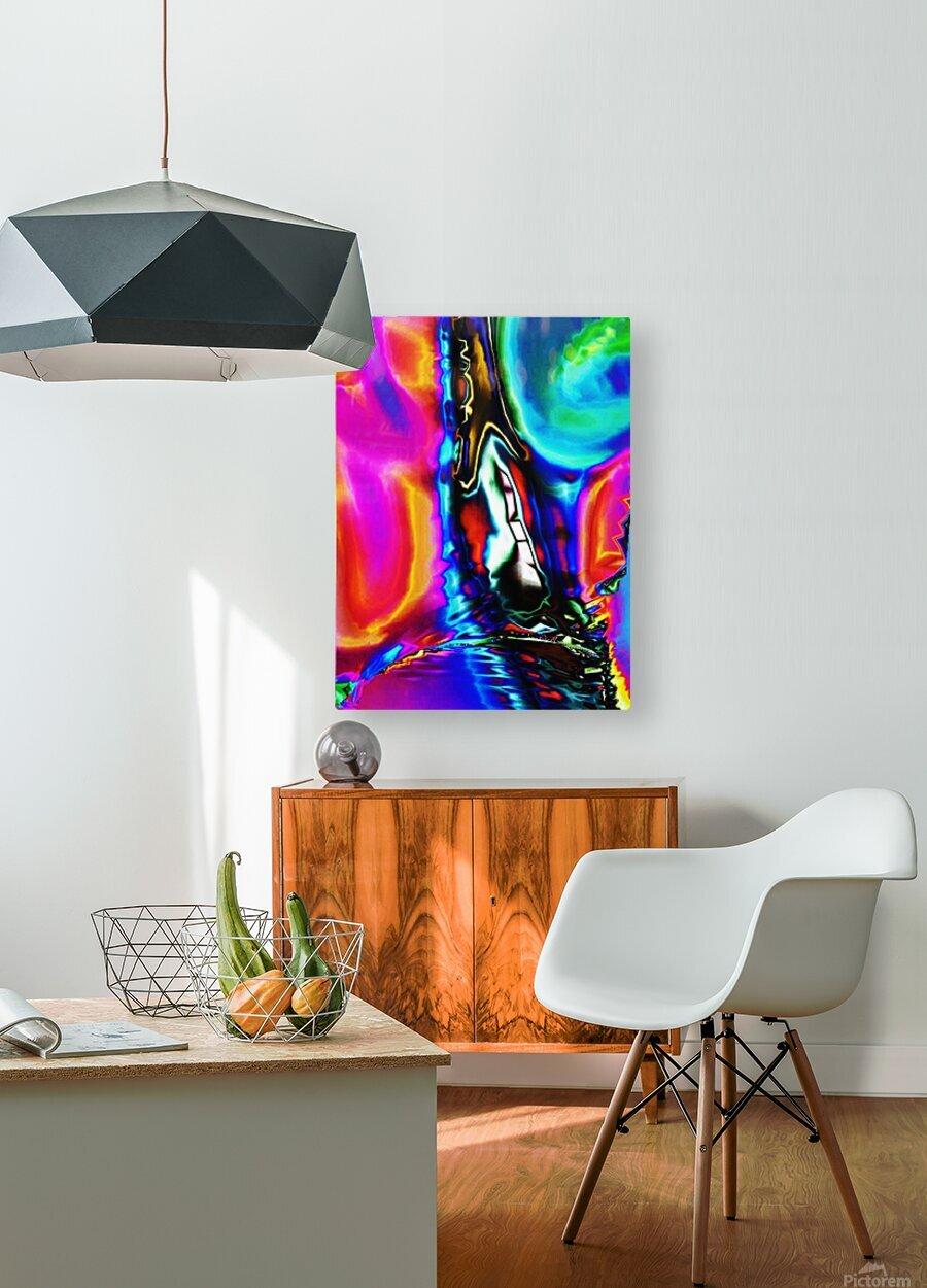 Filibro  HD Metal print with Floating Frame on Back