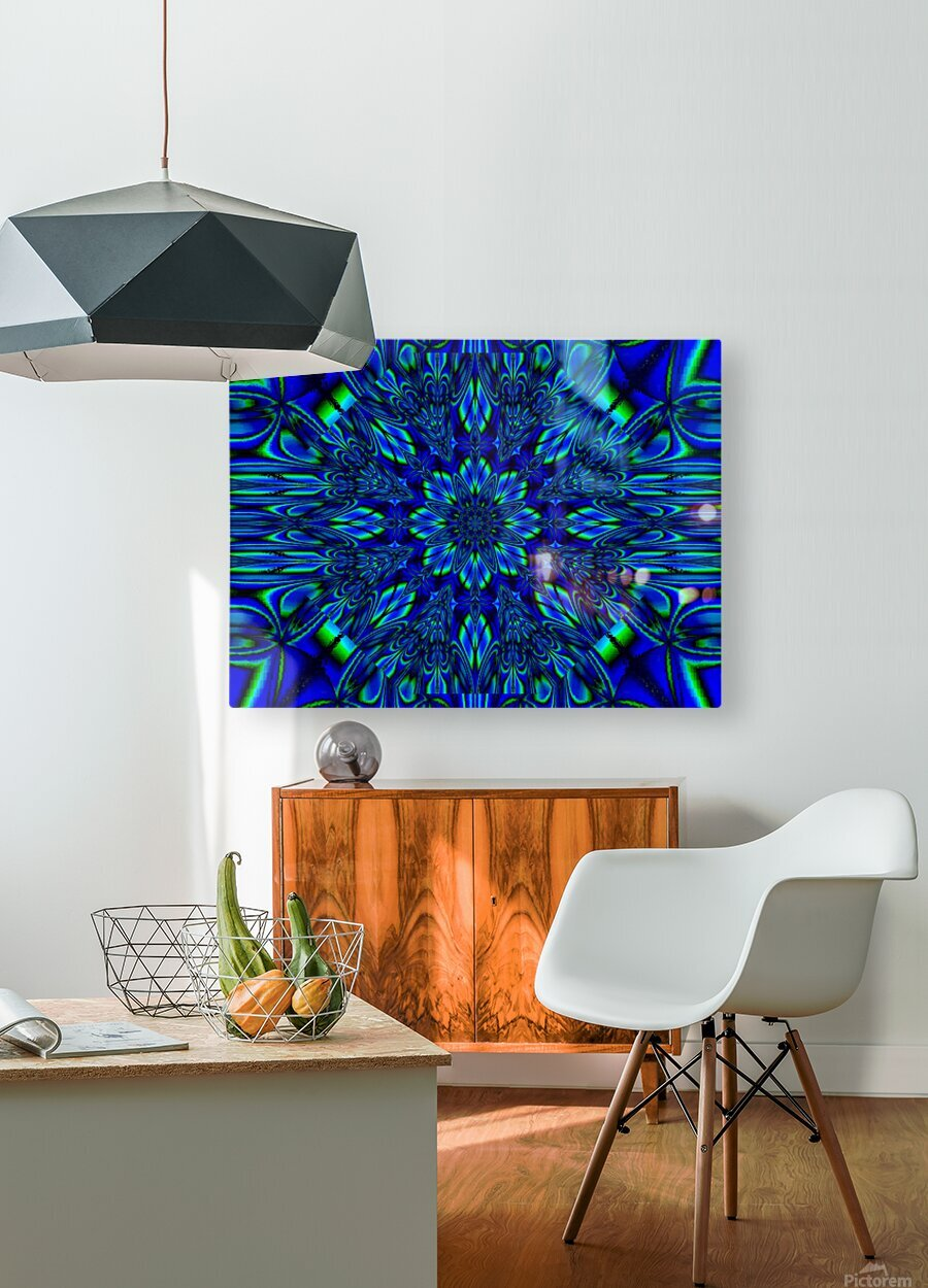 Sweet Dreams 20  HD Metal print with Floating Frame on Back