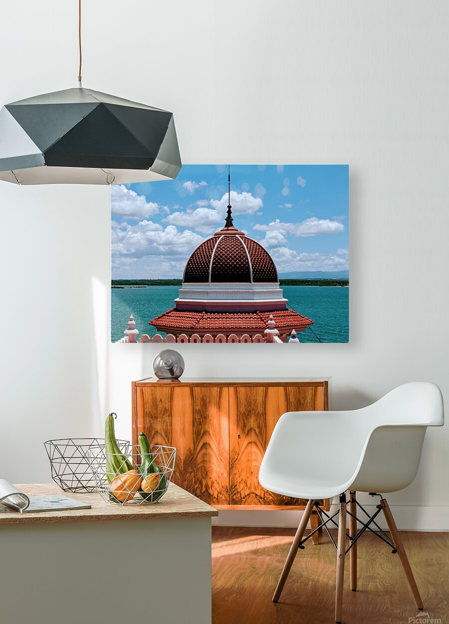 Cienfuegos IV  HD Metal print with Floating Frame on Back