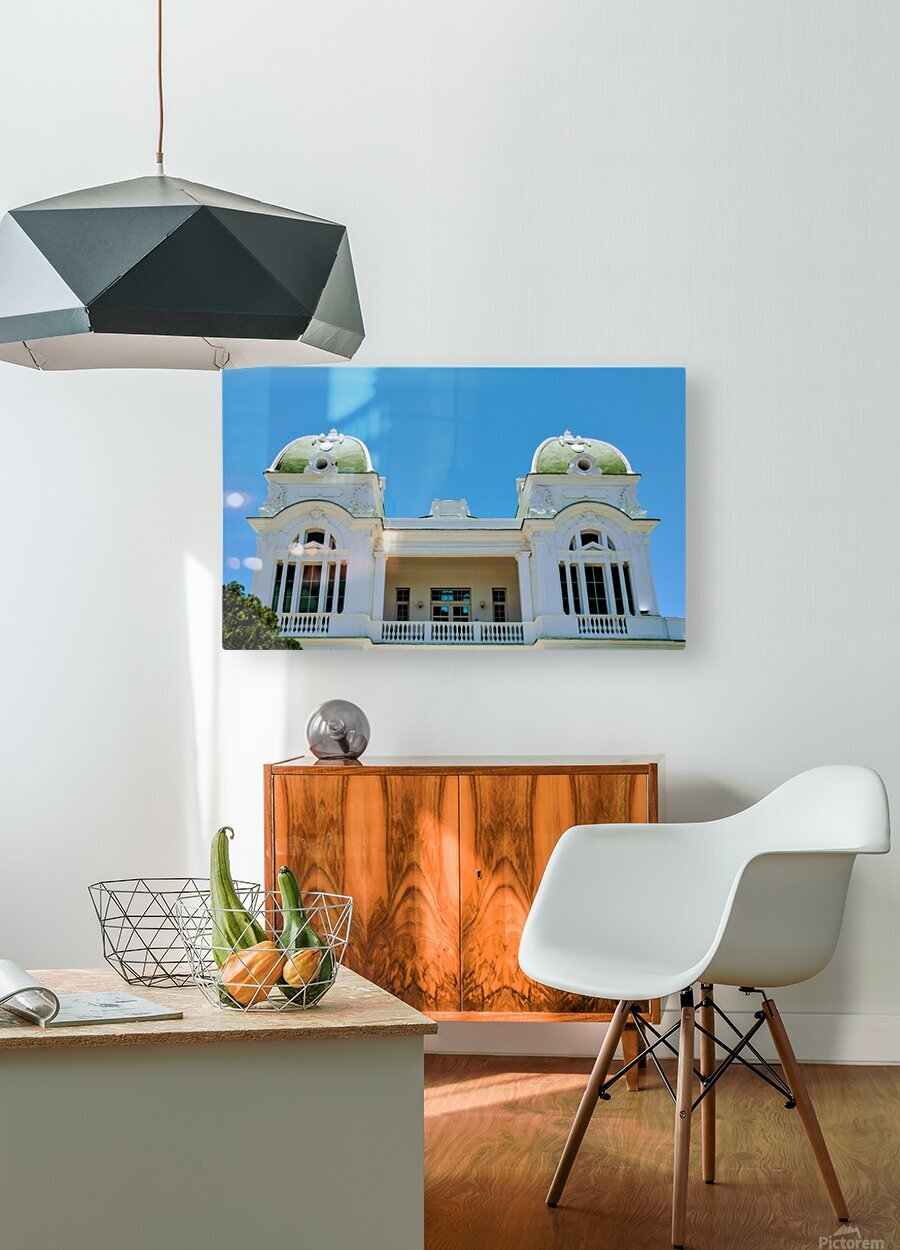 Cienfuegos I  HD Metal print with Floating Frame on Back