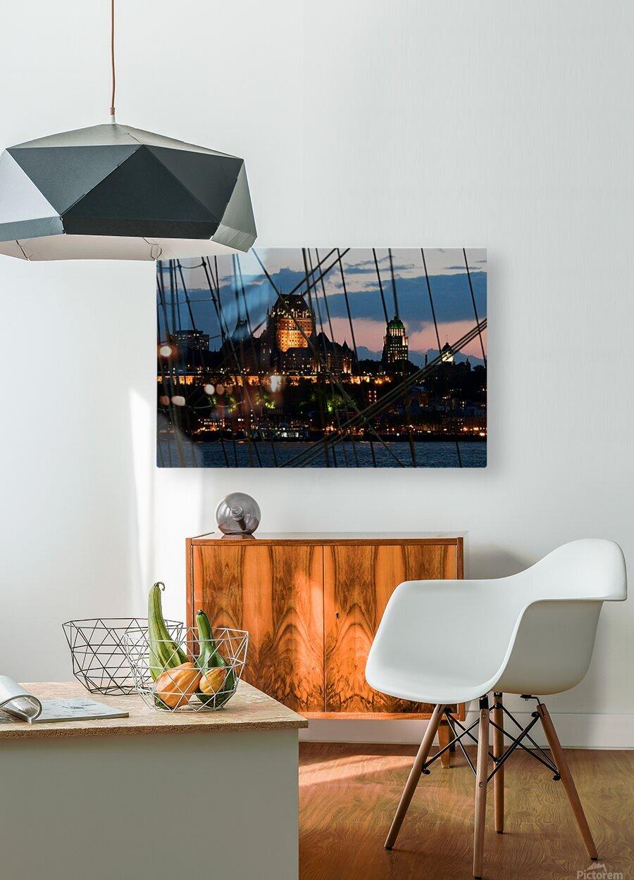 RDV 2017  HD Metal print with Floating Frame on Back