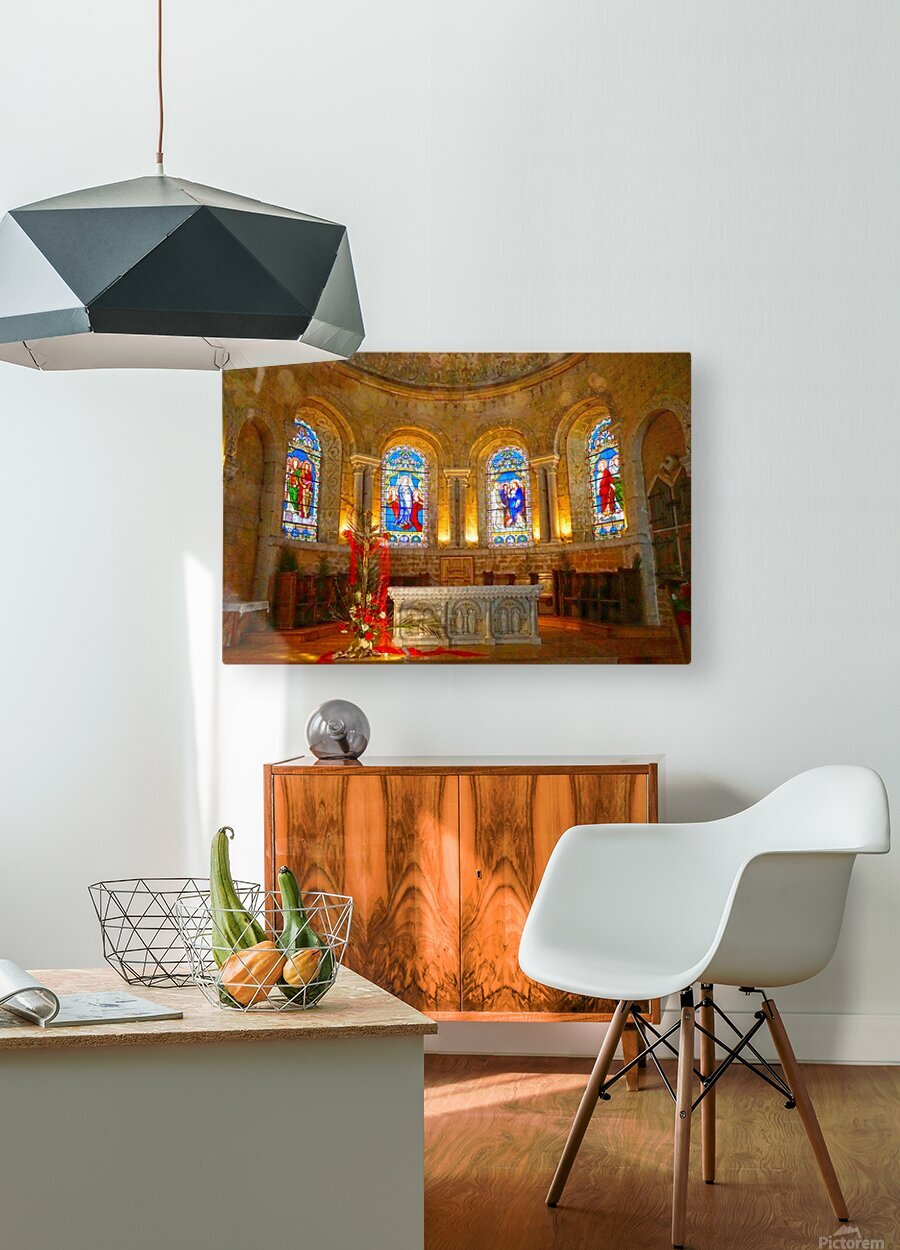 Secret Avallon 6 of 6  HD Metal print with Floating Frame on Back