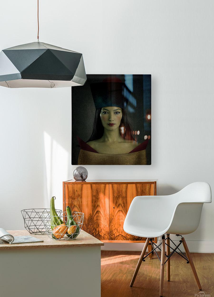 ***** by Svetlana Melik-Nubarova   HD Metal print with Floating Frame on Back