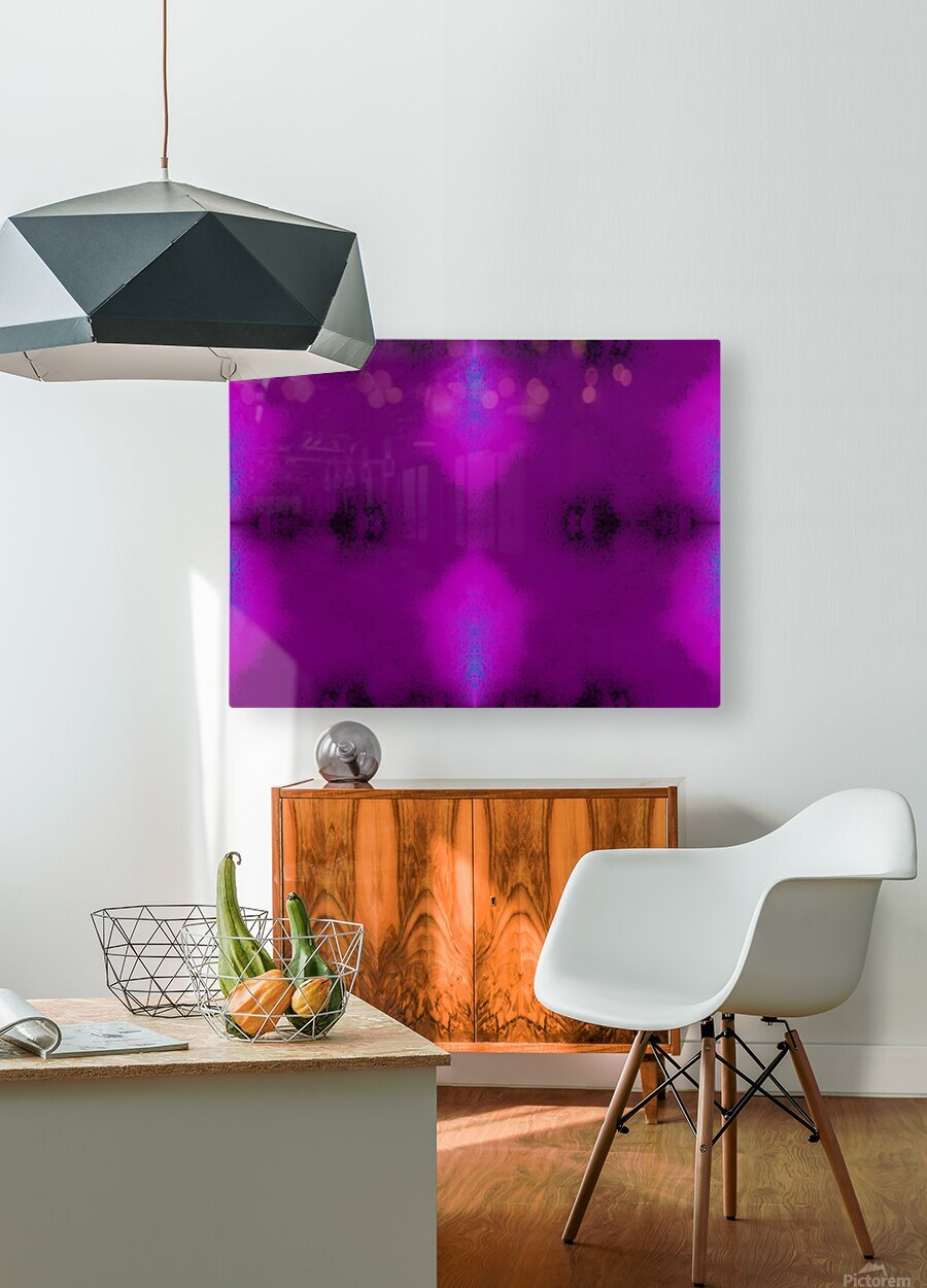 Portal  56   HD Metal print with Floating Frame on Back