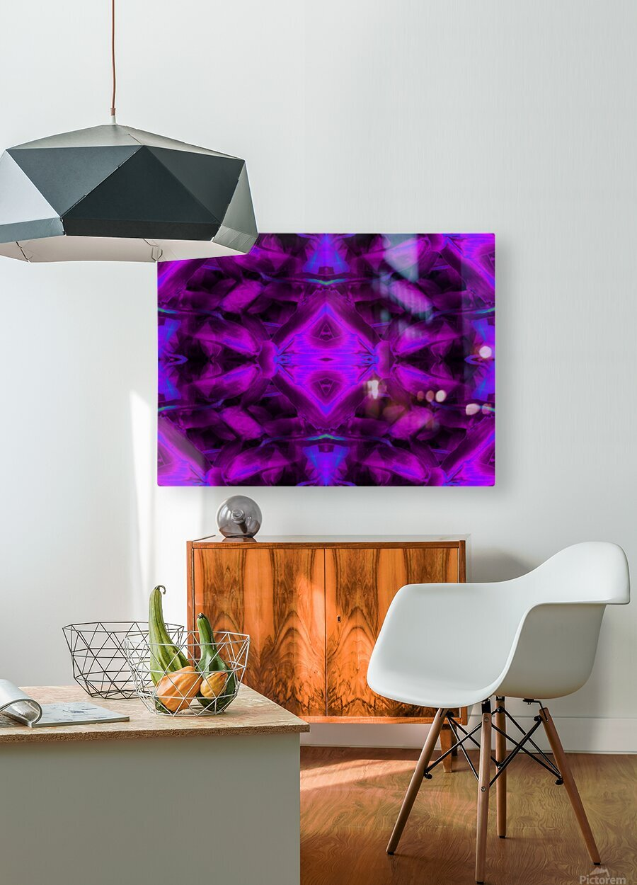 Portal  88   HD Metal print with Floating Frame on Back