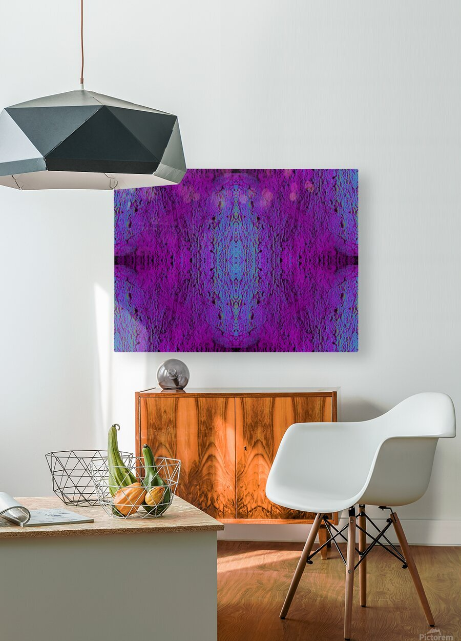 Portal  107   HD Metal print with Floating Frame on Back