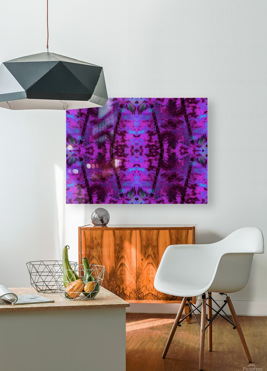Portal  59   HD Metal print with Floating Frame on Back