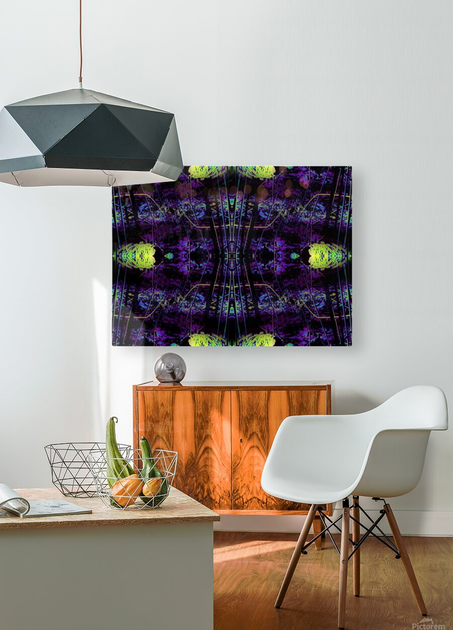 Portal  47   HD Metal print with Floating Frame on Back