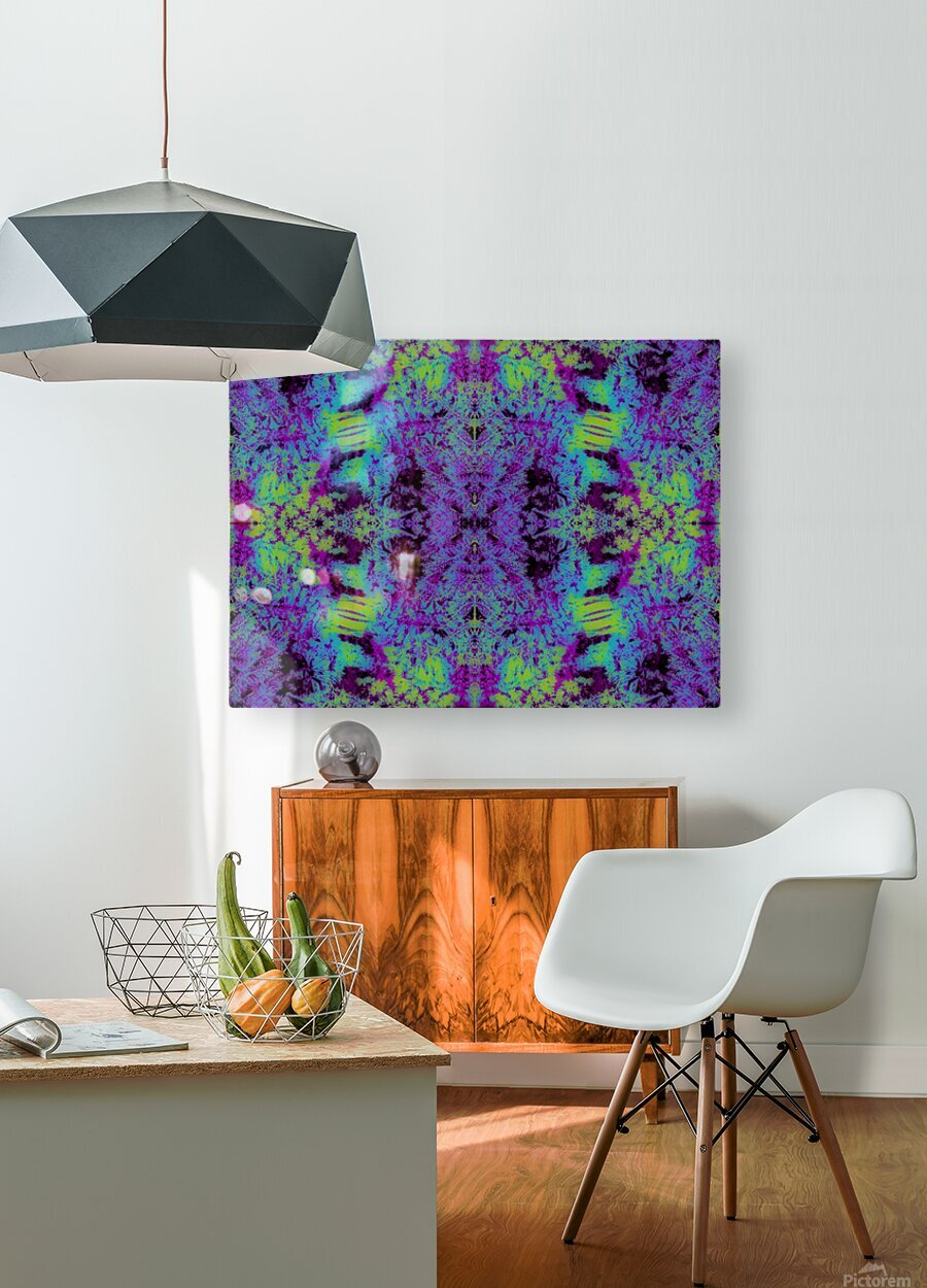 Portal  35   HD Metal print with Floating Frame on Back