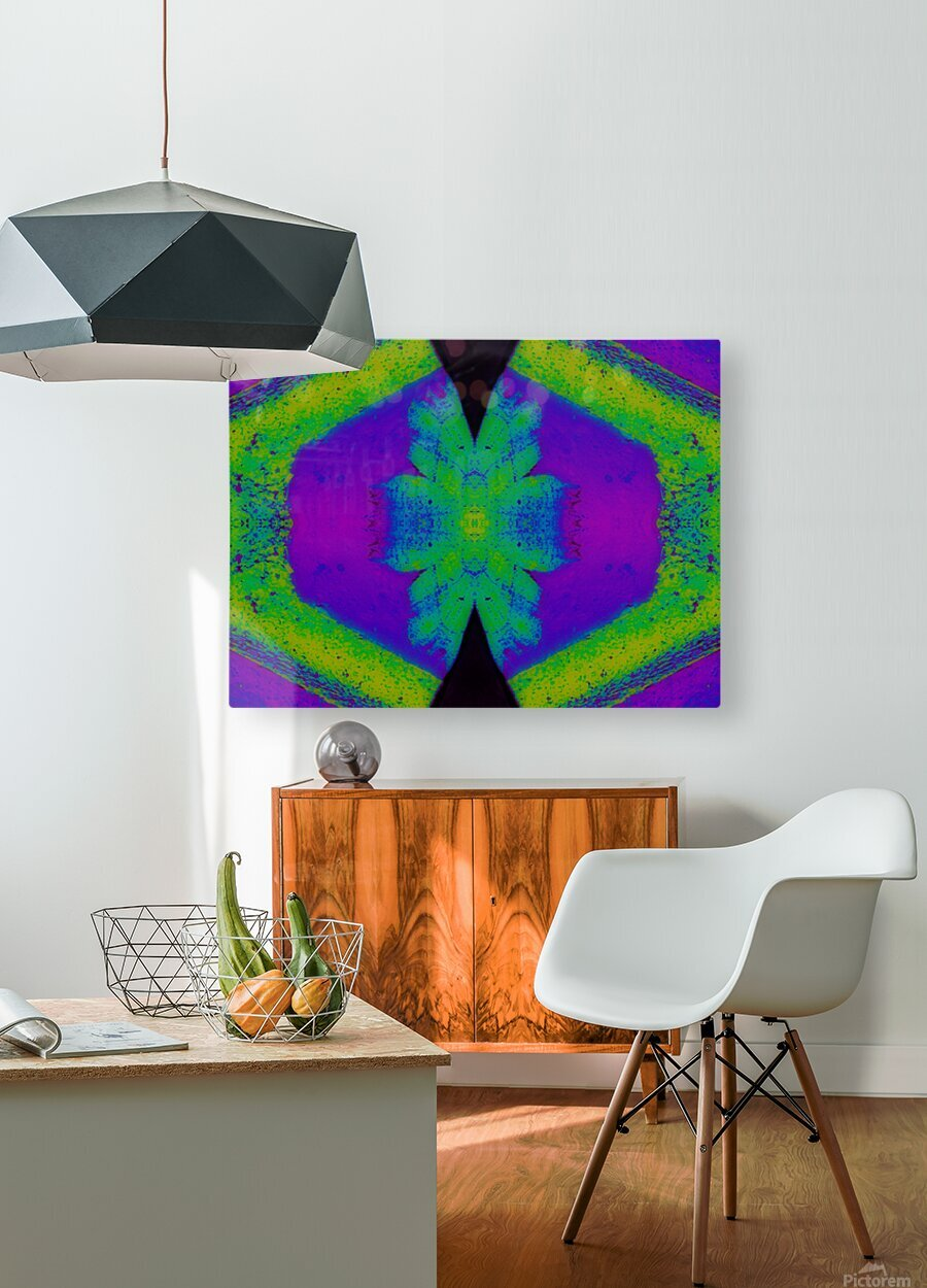 Portal  33   HD Metal print with Floating Frame on Back